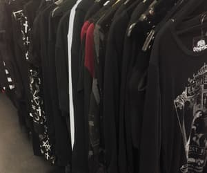 clothes, dark, and aesthetic image