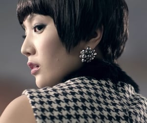 earrings, style, and fashon image