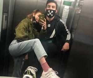 adidas, grunge, and k style image