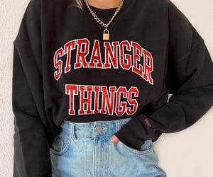 aesthetic, clothes, and eleven image
