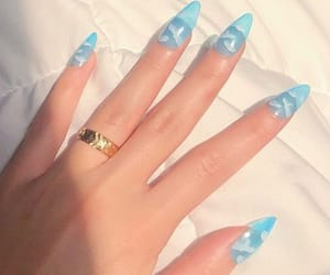 nails, naildesign, and nailswag image