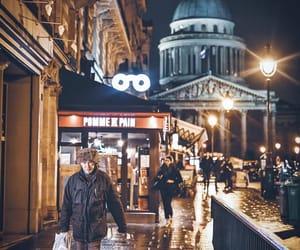 paname, paris by night, and street of paris image