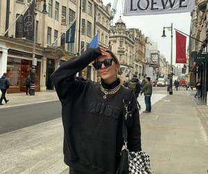 blogger, boss, and fashion image