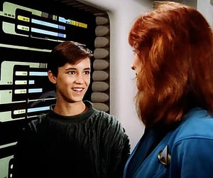 star trek, wil wheaton, and dr. image