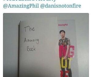 dan, youtube, and amazingphil image