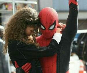 Marvel, mj, and el hombre araña image