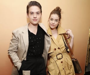 couple, barbara palvin, and outfit image