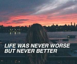 quotes, life, and Lyrics image