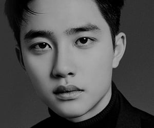 exo, kpop, and d.o. image