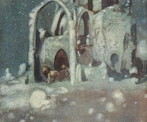 1910s, dark art, and Dream image