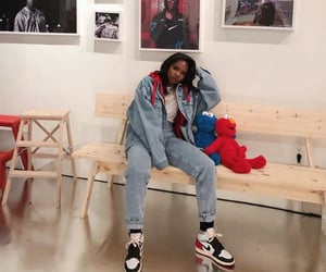 ryan destiny, baddie, and celebrities image