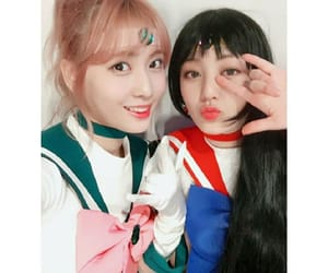 mono, sana, and chaeyoung image