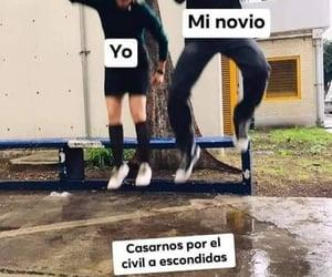 amor, yo, and casarnos image