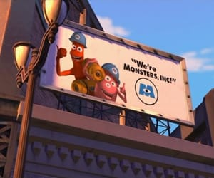 2001, billboard, and city image