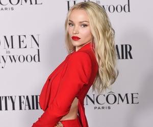 beautiful, blonde, and elegant image