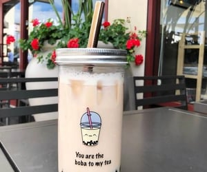 boba, tea, and summer vibes image
