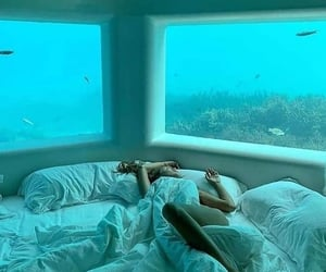 relax and sea image