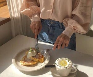 food, aesthetic, and style image