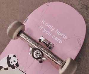 panda, pink, and aesthetic image