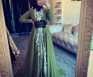 arabic, moroccan style, and moroccan fashion image