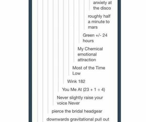 band, fall out boy, and funny image