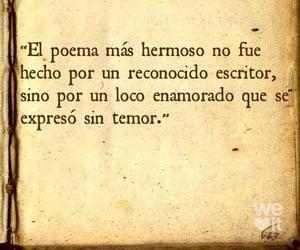 love, poema, and beautiful image