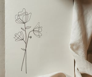 blank, drawing, and light image