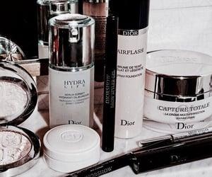 beauty, dior, and makeup image