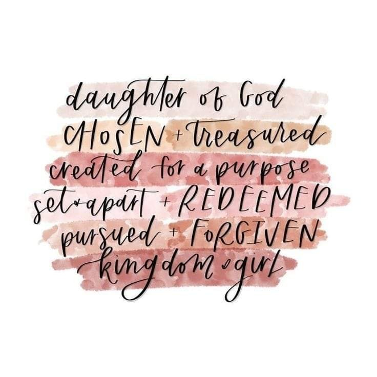 chosen, christian, and daughter image