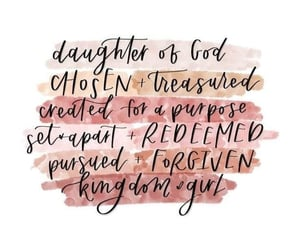 beautiful, christian, and daughter image