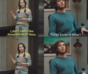 funny, dialouge, and movies image