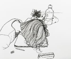 drawing, life, and like image