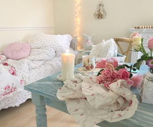 home decor and shabby chic image