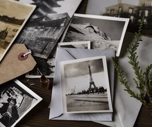 vintage, memories, and paris image