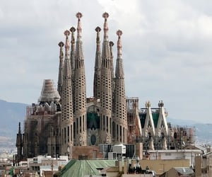 Barcelona, instatravel travelgram, and travel explore adventure image