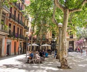 Barcelona, spain, and wandering image