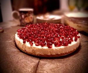 cake, yumm, and christmas image