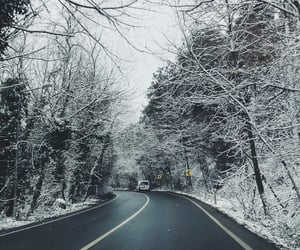 chill, relax, and snow image