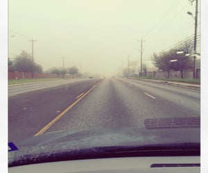 fog, San Antonio, and Texas image