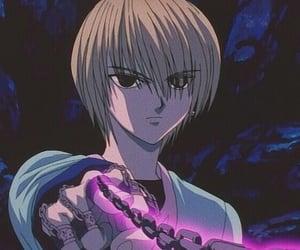 anime, kurapika, and hxh 1999 image