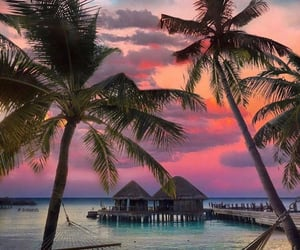 travel, beach, and places image