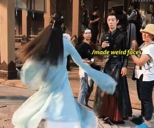 funny, wei ying, and jiang yanli image