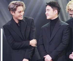 boys, Chen, and kyungsoo image