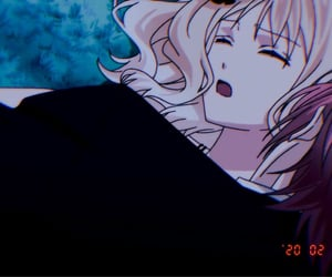 anime, ayato x yui, and aesthetic anime image