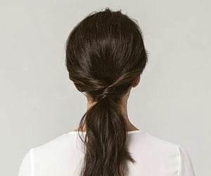 corte, style, and hair image
