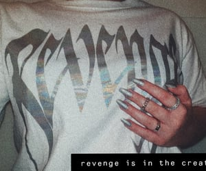 clothing, nails, and silver image