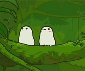 bird, lmao, and gif image
