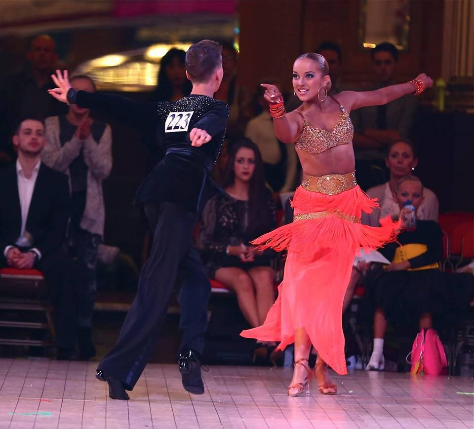 article, ballroom, and dancing image