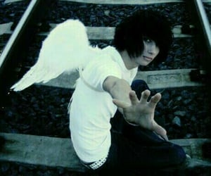 adorable, angel, and boy image
