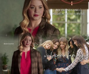 aesthetic, tv show, and pll image
